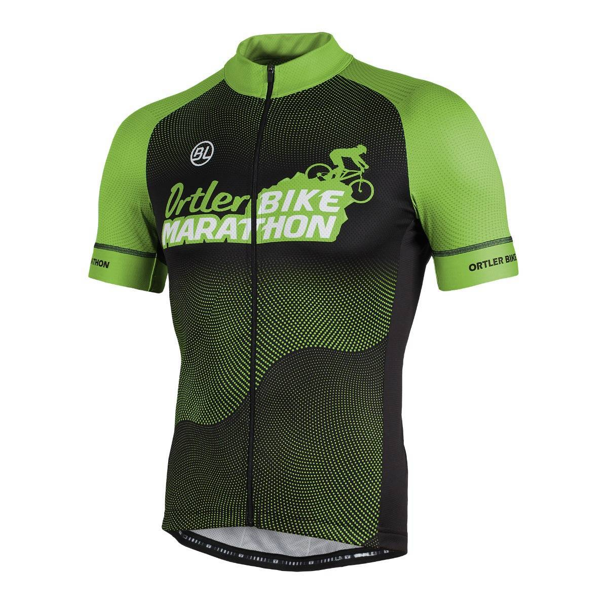 Maglia ufficiale Ortler Bike Marathon 2018 firmata Bicycle Line