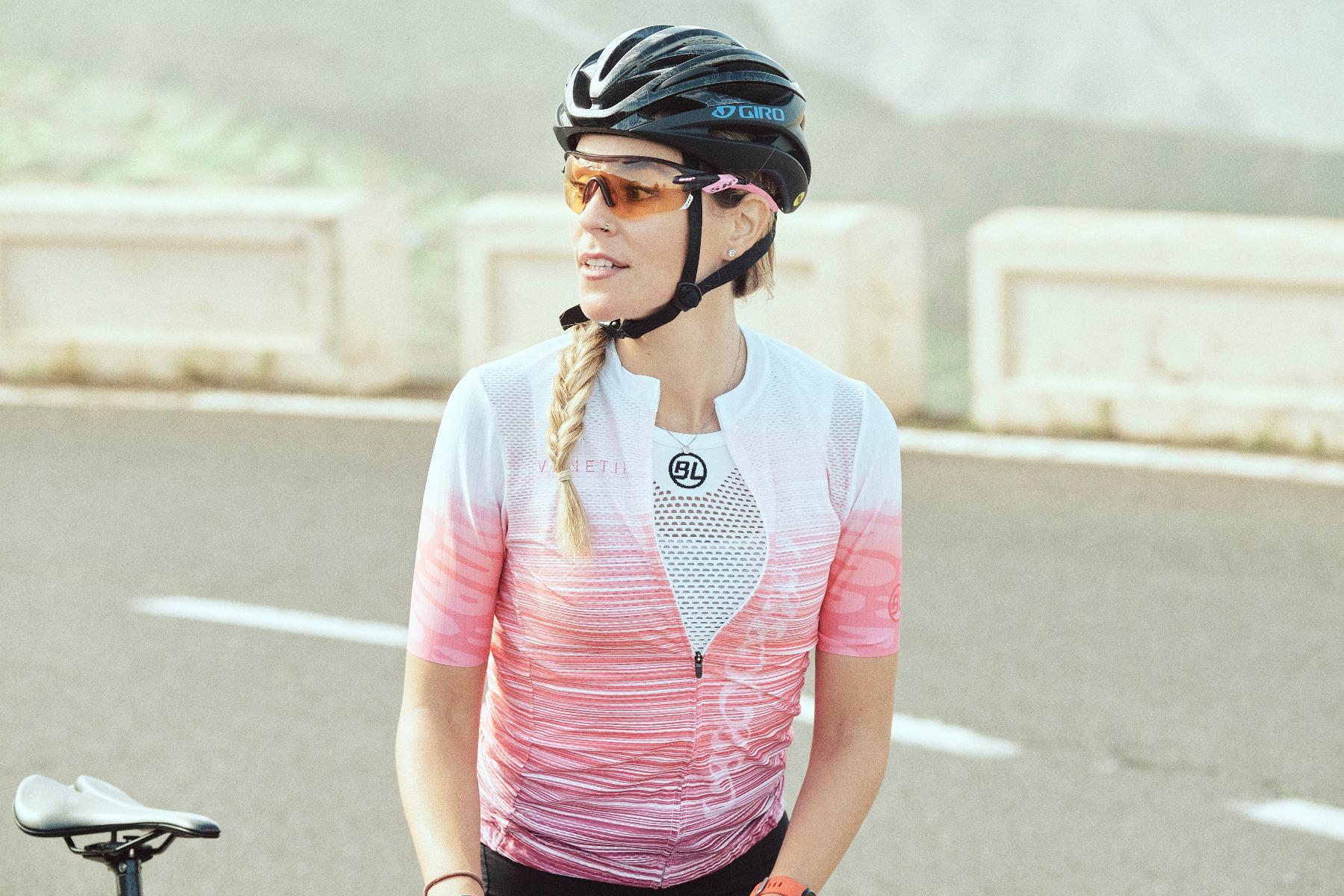 Maglia ciclismo donna BL VENETIA fucsia